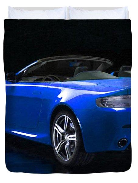Aston Martin 9 Duvet Cover