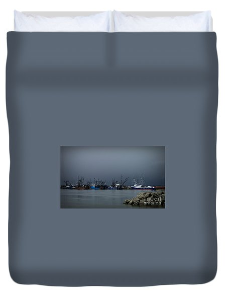 Astoria Safe Harbor Duvet Cover by Chalet Roome-Rigdon