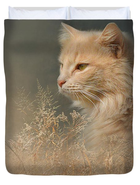 At Dawn Duvet Cover