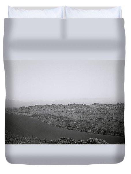 Remote Nirvana Duvet Cover by Shaun Higson