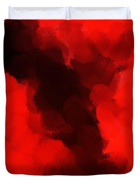 auction M B 176 Duvet Cover by Sir Josef - Social Critic -  Maha Art