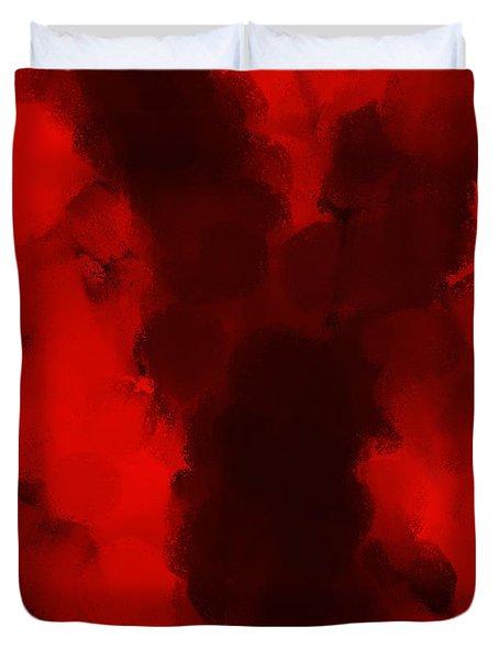 Auction M B M 177 Duvet Cover by Sir Josef - Social Critic -  Maha Art