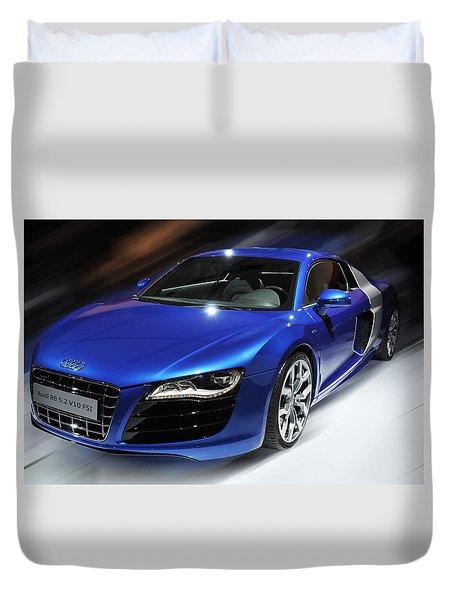 Audi R8 V10 Fsi Duvet Cover