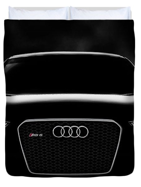 Audi Rs5 Duvet Cover