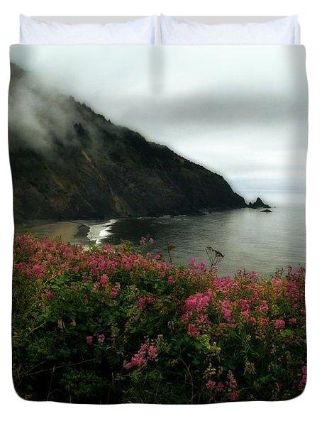 August In Oregon Duvet Cover