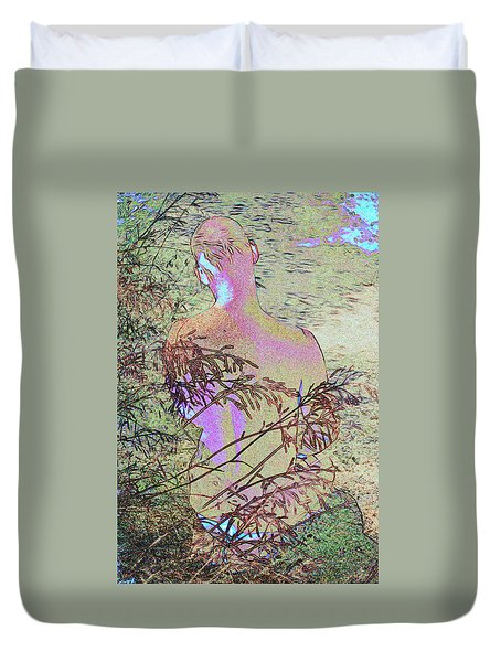 Austin A. 6-1 Duvet Cover by Andy Shomock