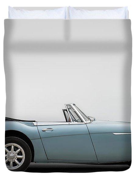 Austin Healey 3000 Mkiii Duvet Cover