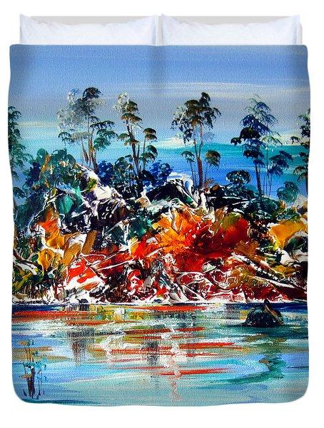 Australia Australia Duvet Cover
