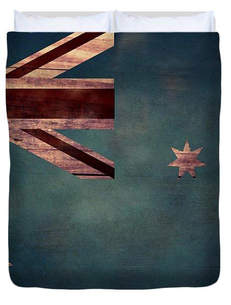 Australian Flag I Duvet Cover