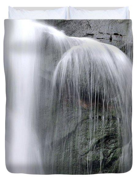 Australian Waterfall 3 Duvet Cover