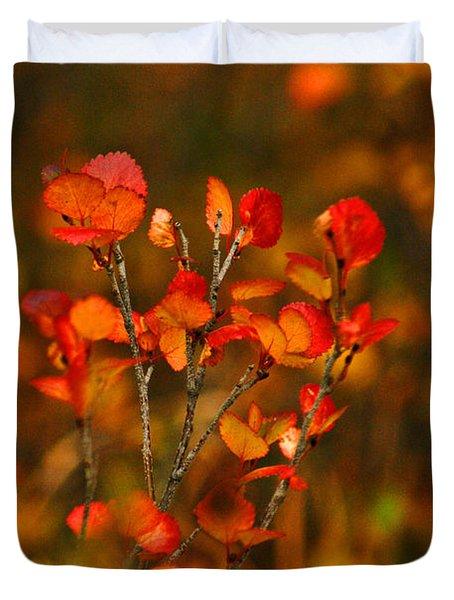 Autumn Emblem Duvet Cover