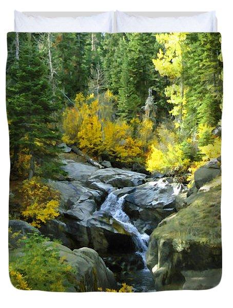 Autumn Fall Duvet Cover