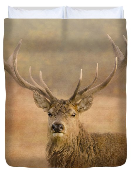 Magnificant Stag Duvet Cover