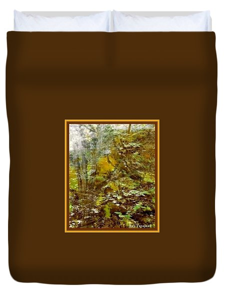 Autumn Impressions Duvet Cover