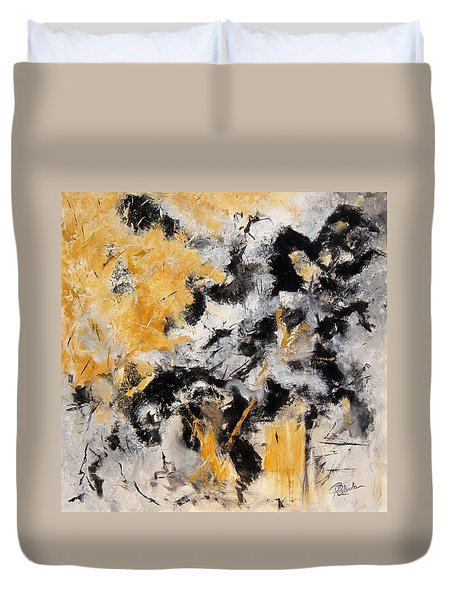 Autumn Nights Duvet Cover