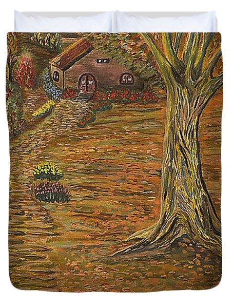 Autumn Sequence Duvet Cover