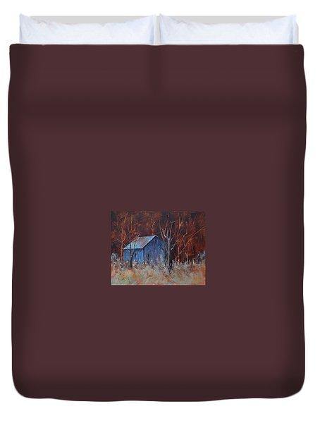 Autumn Surprise Duvet Cover