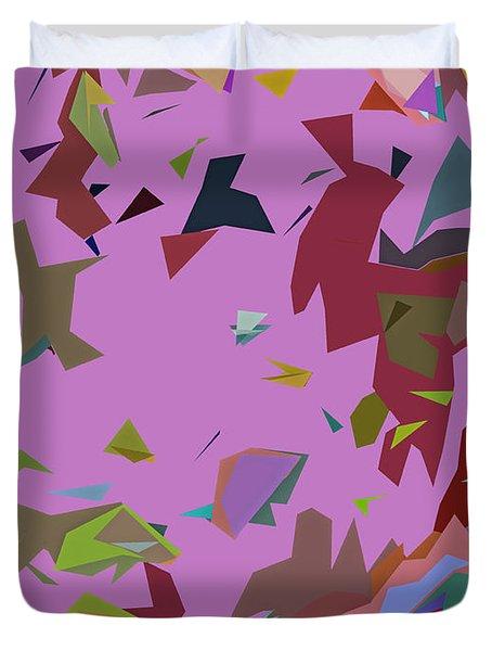 Autumn Wind Duvet Cover