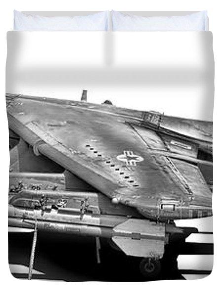 Av-8b Harrier Duvet Cover