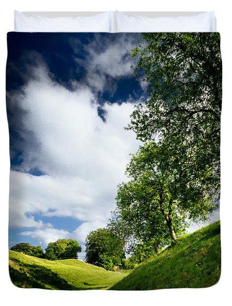 Avebury Hillside Duvet Cover