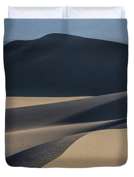 Awakening  Duvet Cover by Sandra Bronstein