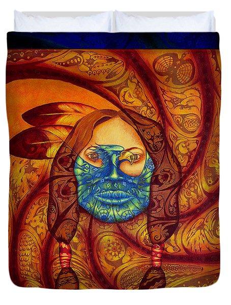 Awakenings II Duvet Cover