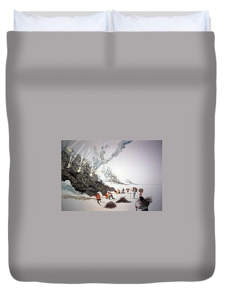 Awakenings Duvet Cover