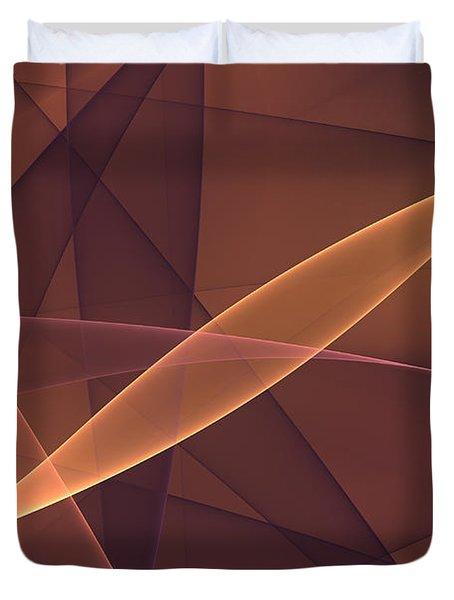 Awareness Duvet Cover by Gabiw Art