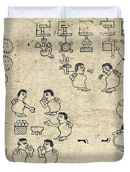 Aztec Migration Duvet Cover