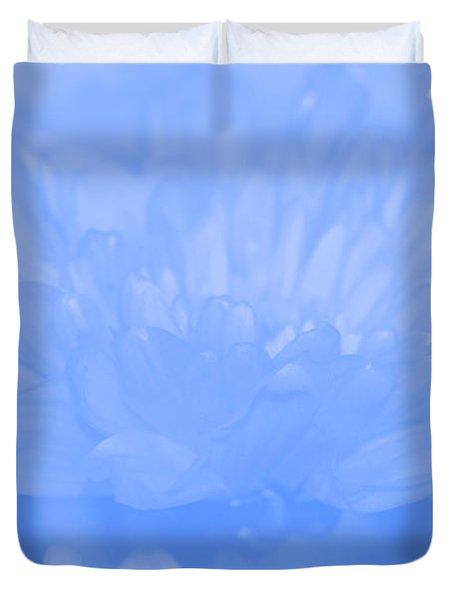 Baby Blue 1 Duvet Cover by Carol Lynch