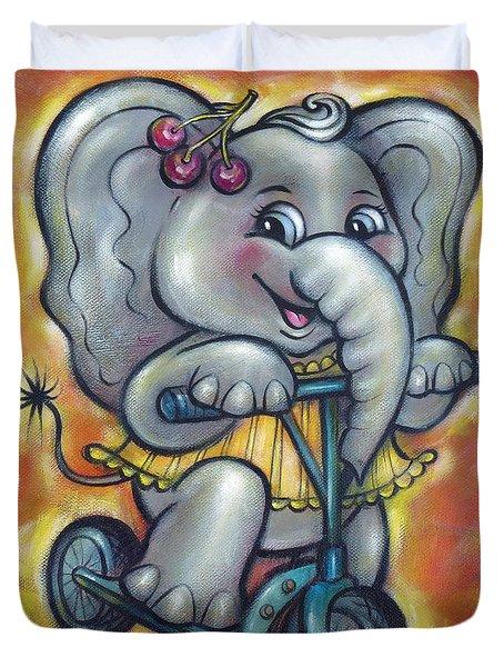 Baby Elephant 101011 Duvet Cover