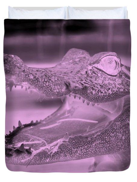 Crockodile Duvet Covers Fine Art America