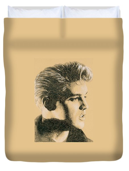 Back In Memphis Duvet Cover
