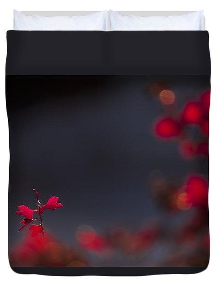 Backlight Duvet Cover