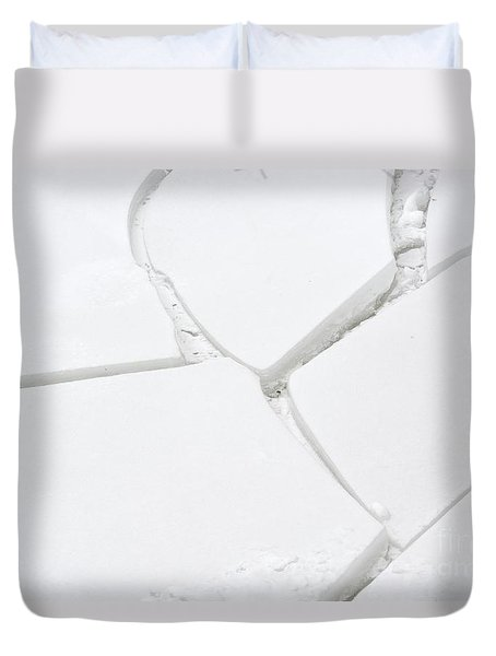Bad Connection Duvet Cover