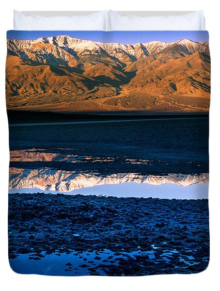 Badwater Duvet Cover