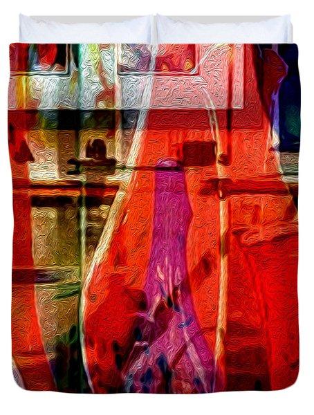Balboa Glasslight Duvet Cover
