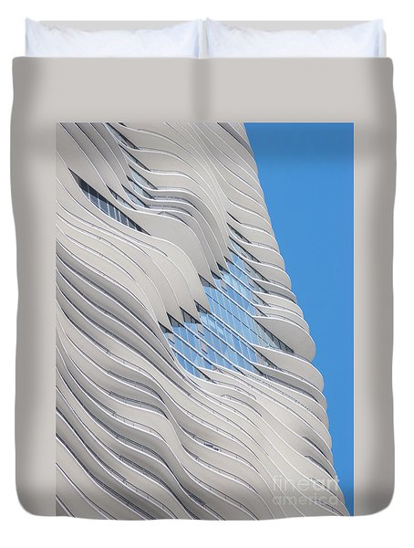 Balconies Duvet Cover