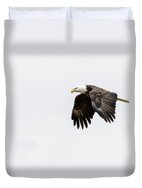 Bald Eagle 3 Duvet Cover