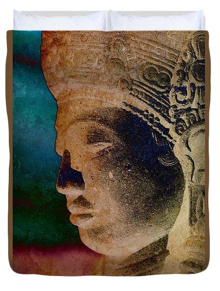 Balinese 3 Duvet Cover