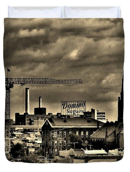 Baltimore Duvet Cover