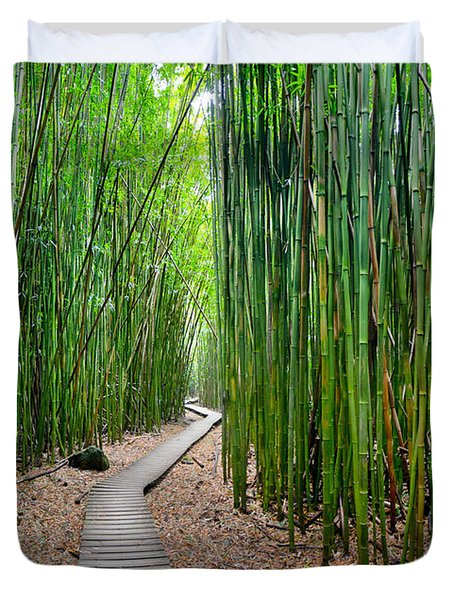 Bamboo Brilliance Duvet Cover