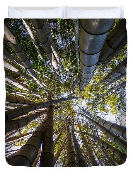 Bamboo Jungle Duvet Cover