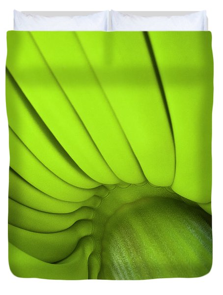 Banana Bunch Duvet Cover by Heiko Koehrer-Wagner