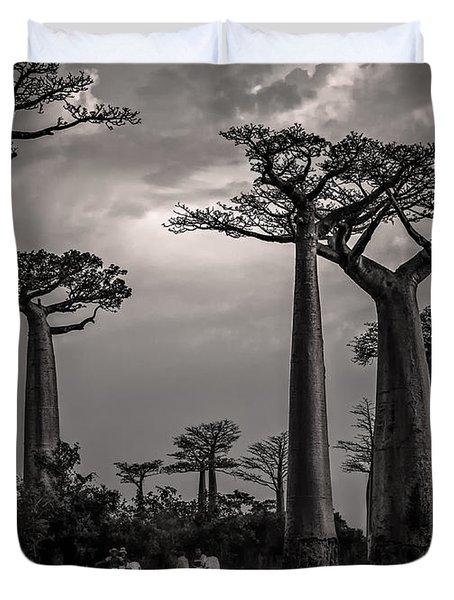 Baobab Highway Duvet Cover
