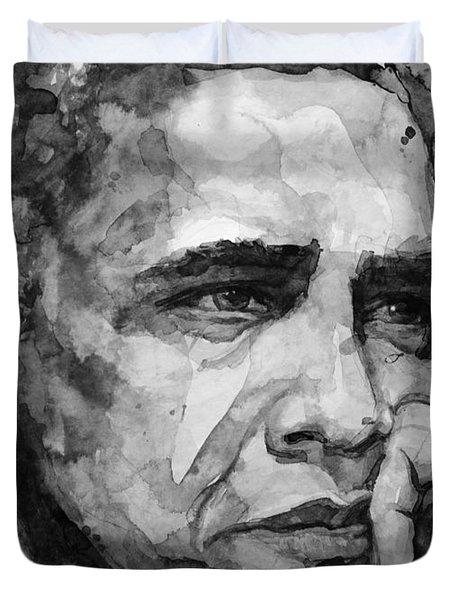 Barack Obama Duvet Cover