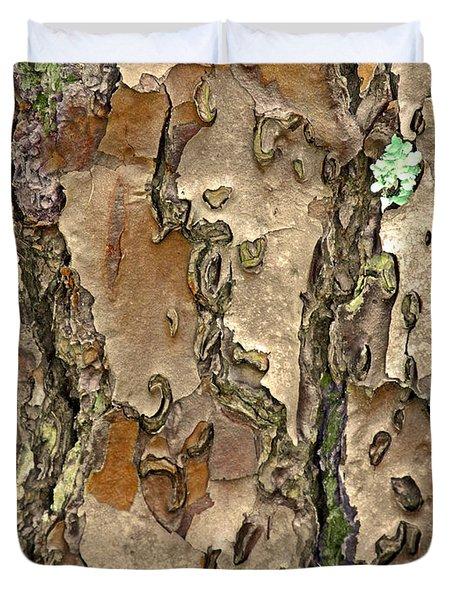 Barkreation Duvet Cover by Lynda Lehmann