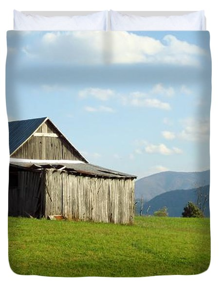 Barn #1 Duvet Cover