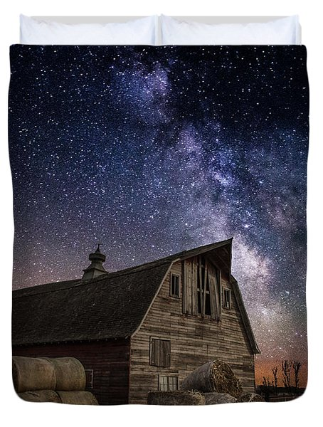 Barn Iv Duvet Cover