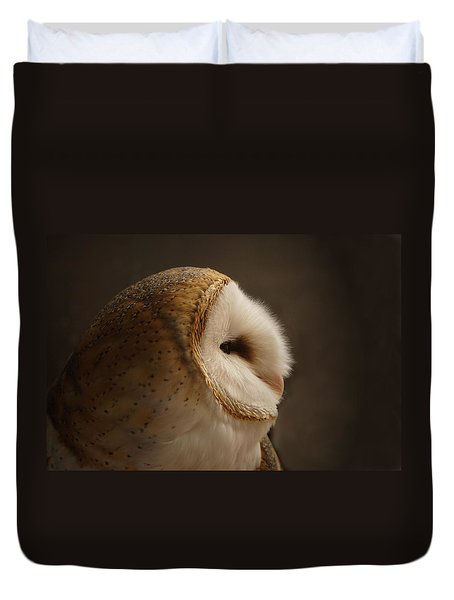 Barn Owl 3 Duvet Cover